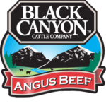 Black Canyon Cattle Company Angus Beef logo.