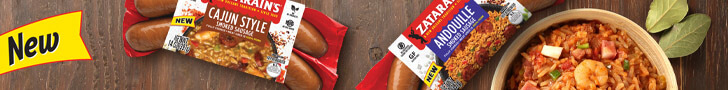 NEW Zatarain's Cajun and andouille smoked sausages will jazz up your summer recipes with some authentic New Orleans flavor. Now available at a store near you!