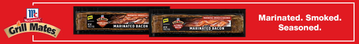 McCormick® Grill Mates® Marinated. Smoked. Seasoned.